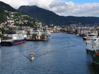 Самый быстрый интернет в Норвегии