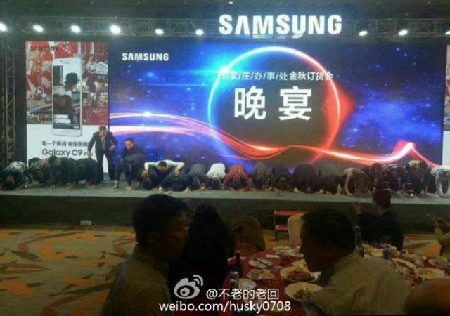Компания Samsung снова в центре скандала