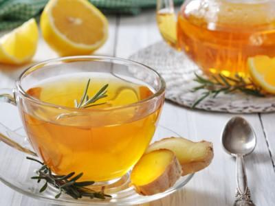 Продукты ускоряющие метаболизм: чай с имбирем