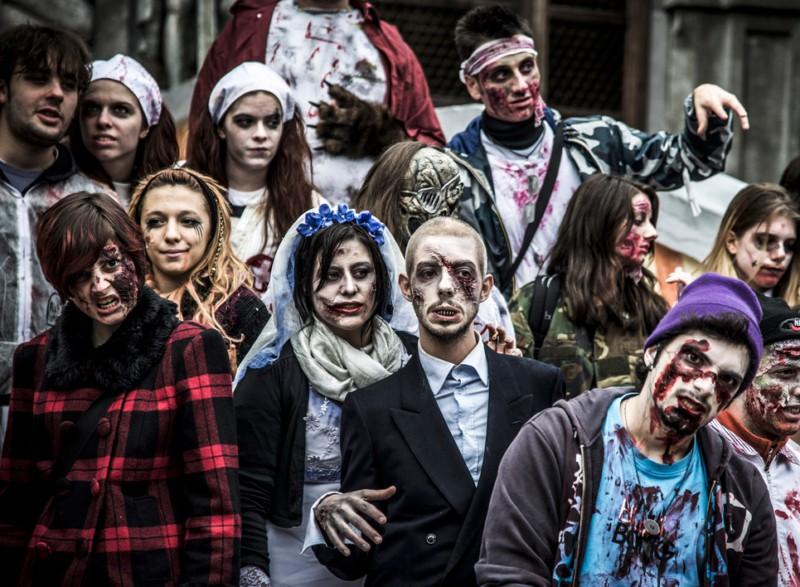 Американские ученые готовятся к зомби-апокалипсису