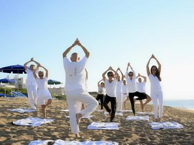 Йога в журналах сложна
