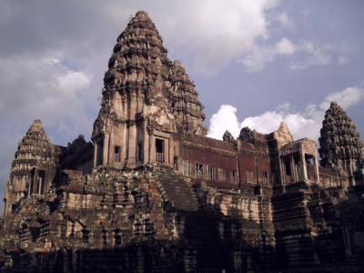Лучшие места мира: Ангкор-Ват