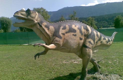 Динозавры были похожи на людей зубами