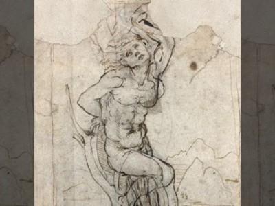 Новый рисунок да Винчи