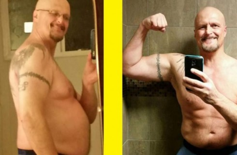6 успешных примеров, как мужчины привели себя в форму