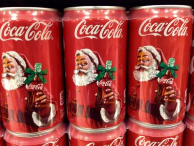 Рождественские мифы. Санта-Клаус от Coca-Cola