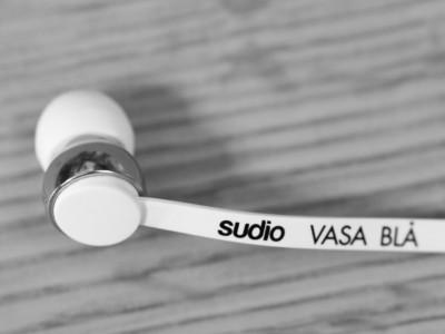 Беспроводные наушники Sudio Vasa Bla