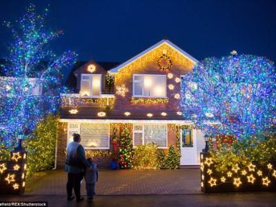 Самая праздничная улица Британии