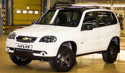 Спецверсия Chevrolet Niva появилась на рынке