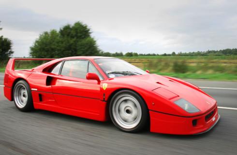 Топ-5 лучших Ferrari