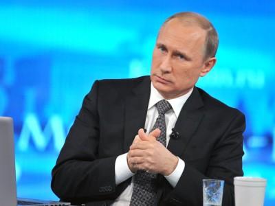 Владимир Путин возглавил  рейтинг самых влиятельных людей