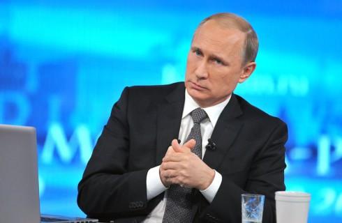 Путин снова стал самым влиятельным человеком мира