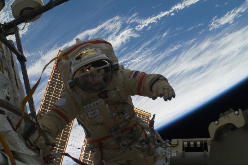 Космонавты получат съедобную упаковку