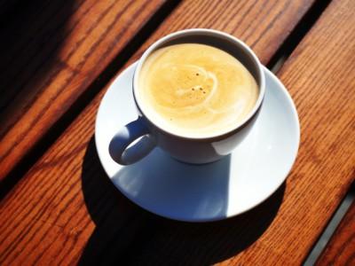 Солнце и кофе