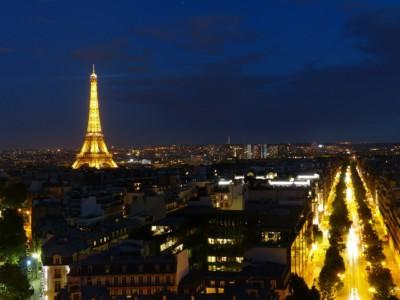 Встретить Новый год можно в Париже