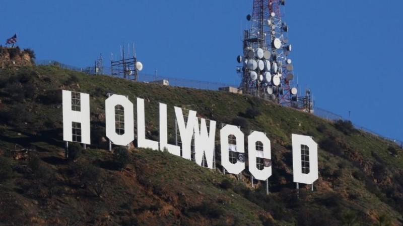 Американцы встретили новый год без Голливуда