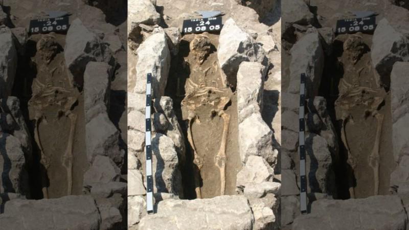 НаЭгейском море отыскали древнейшую смертельно страшную инфекцию