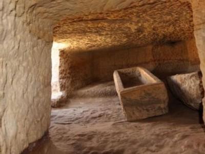 Новые гробницы