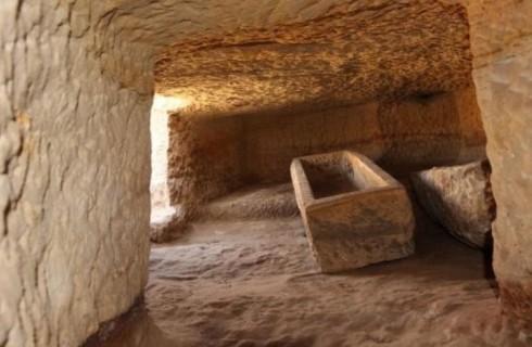 Что было спрятано в египетской гробнице