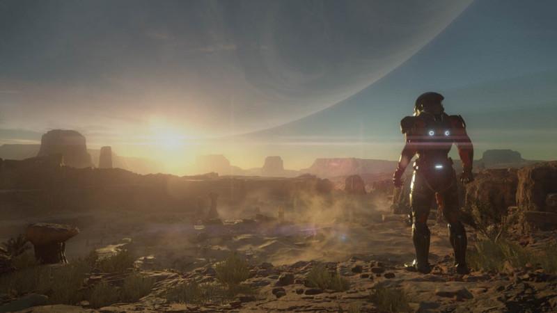 Новая часть Mass Effect выйдет в конце марта
