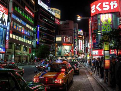 Лучшее в Токио