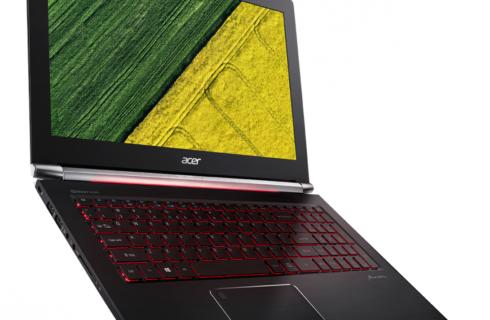 Acer представила новый игровой ноутбук