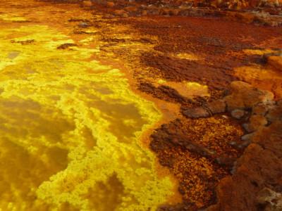 Самые опасные места мира: вулкан Даллол, Эфиопия
