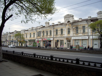 Восстановление леса в Омске