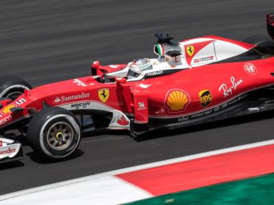 Новые Ferrari. Ferrari SF16-H 2016