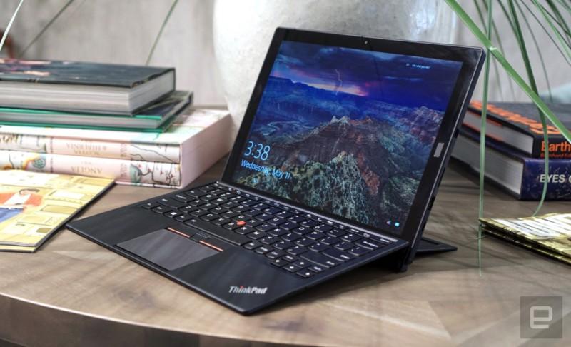 Lenovo представила обновленную линейку ThinkPad X1