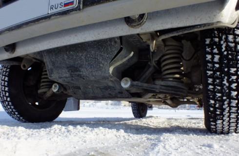 Способ завести российскую машину в сильный мороз
