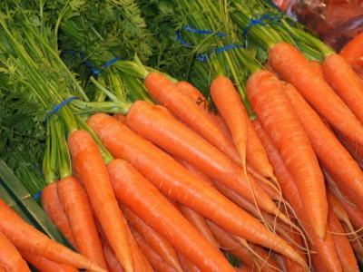 Продукты для мужчин: морковь