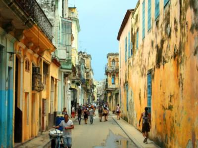 Новые туристические направления: Куба