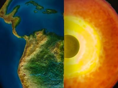 Элемент ядра Земли