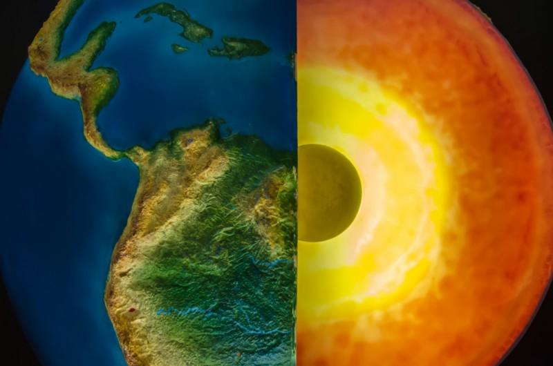 Найден самый загадочный элемент ядра Земли