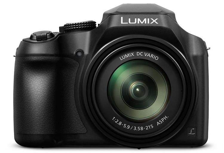 Panasonic представила новый суперзум в мире фотоаппаратов