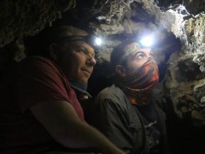Свитки Мертвого моря нашли в пещере