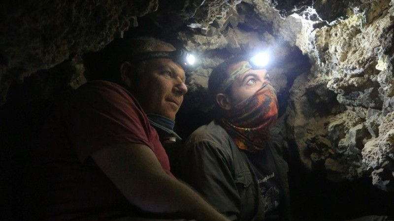 В Израиле нашли новую пещеру-хранилище