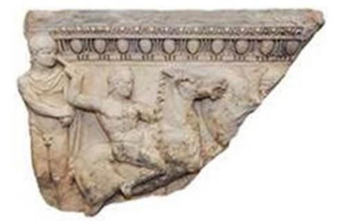 Мраморная плита вернулась в Грецию