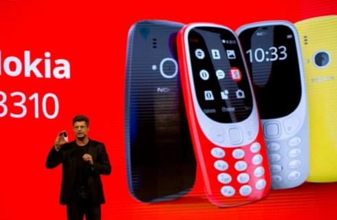 Nokia возвращает 3310