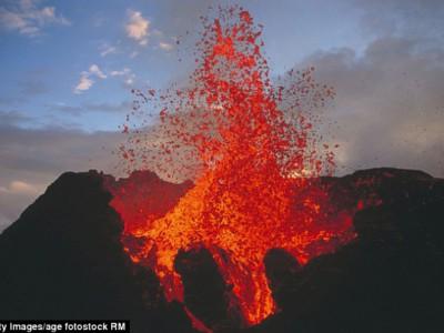 Вулкан Масая