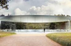 Apple откроет космический кампус