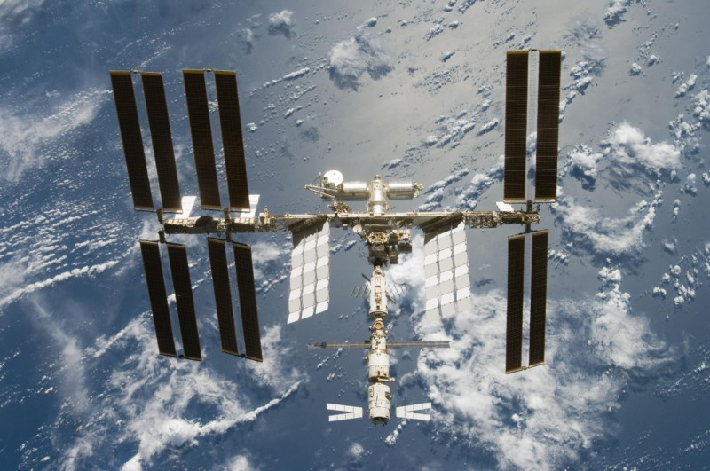 Жизнь в космосе омолаживает организм