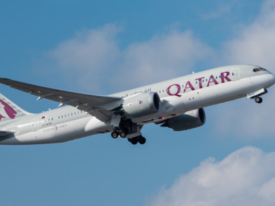 Рекорд Qatar Airways