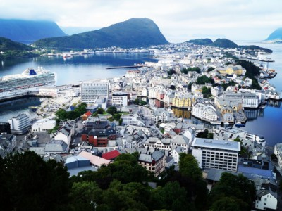 Самые благополучные страны: Норвегия