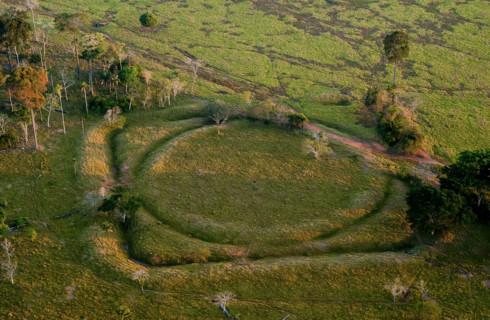 Загадочные геоглифы нашлись в лесах Амазонии