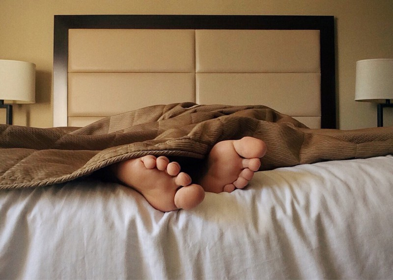 Самый простой способ засыпать вовремя