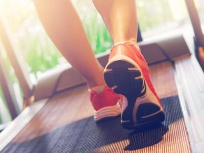Тренировки умеренной интенсивности — ходьба