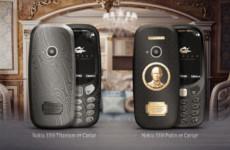 В честь Путина выпустят ювелирный телефон Nokia 3310