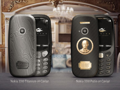 Nokia 3310 Supremo Putin